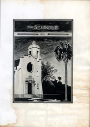 Page 5, 1922 Edition, University of Florida - Tower Seminole Yearbook (Gainesville, FL) online yearbook collection