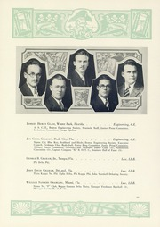 Page 54, 1929 Edition, University of Florida - Tower Seminole Yearbook (Gainesville, FL) online yearbook collection