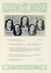 Page 55, 1929 Edition, University of Florida - Tower Seminole Yearbook (Gainesville, FL) online yearbook collection