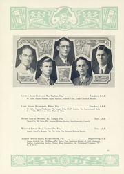 Page 56, 1929 Edition, University of Florida - Tower Seminole Yearbook (Gainesville, FL) online yearbook collection