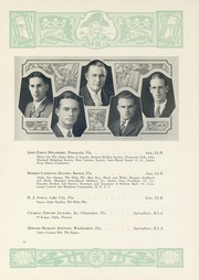 Page 57, 1929 Edition, University of Florida - Tower Seminole Yearbook (Gainesville, FL) online yearbook collection