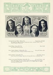 Page 62, 1929 Edition, University of Florida - Tower Seminole Yearbook (Gainesville, FL) online yearbook collection