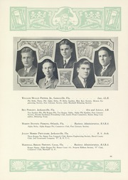 Page 64, 1929 Edition, University of Florida - Tower Seminole Yearbook (Gainesville, FL) online yearbook collection