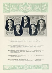 Page 67, 1929 Edition, University of Florida - Tower Seminole Yearbook (Gainesville, FL) online yearbook collection