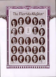 Page 279, 1930 Edition, University of Florida - Tower Seminole Yearbook (Gainesville, FL) online yearbook collection