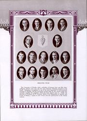 Page 281, 1930 Edition, University of Florida - Tower Seminole Yearbook (Gainesville, FL) online yearbook collection