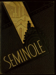 University of Florida - Tower Seminole Yearbook (Gainesville, FL) online yearbook collection, 1937 Edition, Page 1