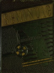 University of Florida - Tower Seminole Yearbook (Gainesville, FL) online yearbook collection, 1940 Edition, Page 1