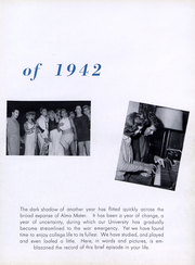 Page 14, 1942 Edition, University of Florida - Tower Seminole Yearbook (Gainesville, FL) online yearbook collection