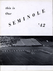 Page 15, 1942 Edition, University of Florida - Tower Seminole Yearbook (Gainesville, FL) online yearbook collection