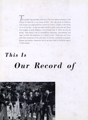 Page 3, 1942 Edition, University of Florida - Tower Seminole Yearbook (Gainesville, FL) online yearbook collection