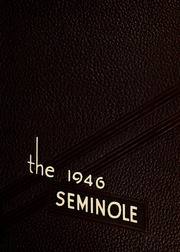 Page 1, 1946 Edition, University of Florida - Tower Seminole Yearbook (Gainesville, FL) online yearbook collection