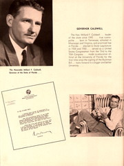 Page 13, 1948 Edition, University of Florida - Tower Seminole Yearbook (Gainesville, FL) online yearbook collection