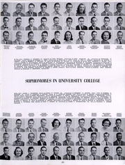 Page 123, 1949 Edition, University of Florida - Tower Seminole Yearbook (Gainesville, FL) online yearbook collection