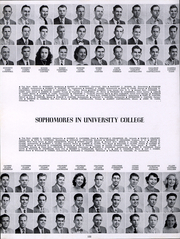 Page 124, 1949 Edition, University of Florida - Tower Seminole Yearbook (Gainesville, FL) online yearbook collection