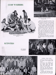 Page 175, 1949 Edition, University of Florida - Tower Seminole Yearbook (Gainesville, FL) online yearbook collection