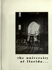 Page 11, 1955 Edition, University of Florida - Tower Seminole Yearbook (Gainesville, FL) online yearbook collection