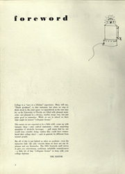 Page 6, 1955 Edition, University of Florida - Tower Seminole Yearbook (Gainesville, FL) online yearbook collection