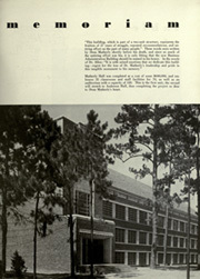 Page 9, 1955 Edition, University of Florida - Tower Seminole Yearbook (Gainesville, FL) online yearbook collection