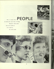 Page 16, 1963 Edition, University of Florida - Tower Seminole Yearbook (Gainesville, FL) online yearbook collection