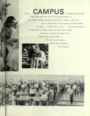 Page 9, 1963 Edition, University of Florida - Tower Seminole Yearbook (Gainesville, FL) online yearbook collection