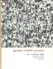 Page 3, 1965 Edition, University of Florida - Tower / Seminole Yearbook (Gainesville, FL) online yearbook collection