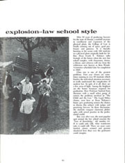 Page 47, 1965 Edition, University of Florida - Tower / Seminole Yearbook (Gainesville, FL) online yearbook collection