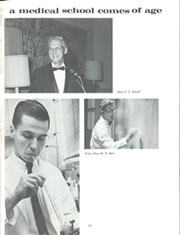 Page 49, 1965 Edition, University of Florida - Tower / Seminole Yearbook (Gainesville, FL) online yearbook collection