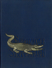 Page 1, 1967 Edition, University of Florida - Tower Seminole Yearbook (Gainesville, FL) online yearbook collection