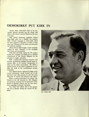Page 22, 1967 Edition, University of Florida - Tower Seminole Yearbook (Gainesville, FL) online yearbook collection