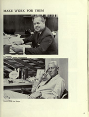 Page 31, 1967 Edition, University of Florida - Tower Seminole Yearbook (Gainesville, FL) online yearbook collection