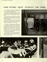 Page 34, 1967 Edition, University of Florida - Tower Seminole Yearbook (Gainesville, FL) online yearbook collection