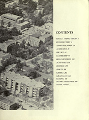 Page 7, 1967 Edition, University of Florida - Tower Seminole Yearbook (Gainesville, FL) online yearbook collection
