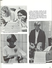 Page 107, 1970 Edition, University of Florida - Tower Seminole Yearbook (Gainesville, FL) online yearbook collection