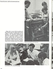 Page 164, 1970 Edition, University of Florida - Tower / Seminole Yearbook (Gainesville, FL) online yearbook collection