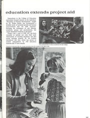 Page 167, 1970 Edition, University of Florida - Tower / Seminole Yearbook (Gainesville, FL) online yearbook collection