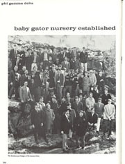 Page 362, 1970 Edition, University of Florida - Tower / Seminole Yearbook (Gainesville, FL) online yearbook collection
