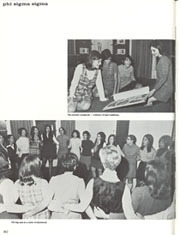 Page 368, 1970 Edition, University of Florida - Tower / Seminole Yearbook (Gainesville, FL) online yearbook collection