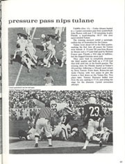 Page 65, 1970 Edition, University of Florida - Tower / Seminole Yearbook (Gainesville, FL) online yearbook collection