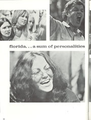 Page 68, 1970 Edition, University of Florida - Tower / Seminole Yearbook (Gainesville, FL) online yearbook collection
