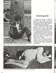 Page 70, 1970 Edition, University of Florida - Tower / Seminole Yearbook (Gainesville, FL) online yearbook collection
