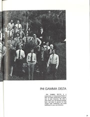 Page 39, 1972 Edition, University of Florida - Tower / Seminole Yearbook (Gainesville, FL) online yearbook collection