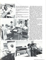 Page 221, 1983 Edition, University of Florida - Tower / Seminole Yearbook (Gainesville, FL) online yearbook collection