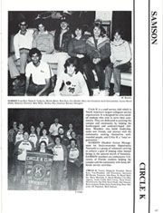 Page 241, 1983 Edition, University of Florida - Tower / Seminole Yearbook (Gainesville, FL) online yearbook collection