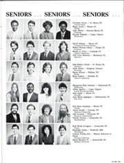 Page 273, 1983 Edition, University of Florida - Tower / Seminole Yearbook (Gainesville, FL) online yearbook collection