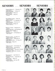 Page 276, 1983 Edition, University of Florida - Tower / Seminole Yearbook (Gainesville, FL) online yearbook collection