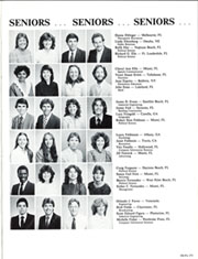 Page 279, 1983 Edition, University of Florida - Tower / Seminole Yearbook (Gainesville, FL) online yearbook collection