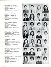 Page 282, 1983 Edition, University of Florida - Tower / Seminole Yearbook (Gainesville, FL) online yearbook collection
