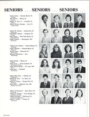 Page 284, 1983 Edition, University of Florida - Tower / Seminole Yearbook (Gainesville, FL) online yearbook collection