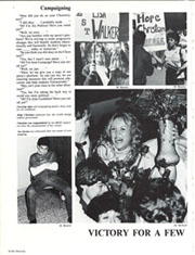 Page 38, 1983 Edition, University of Florida - Tower Seminole Yearbook (Gainesville, FL) online yearbook collection